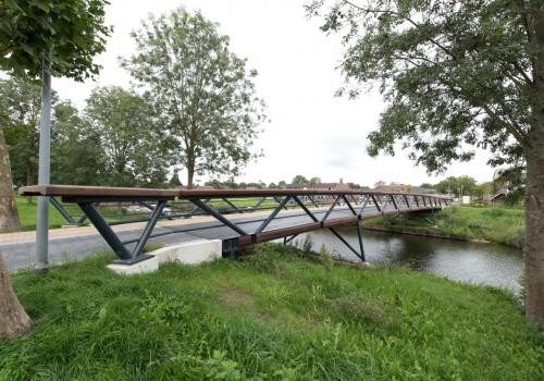 Vakwerkbrug Almere Haven
