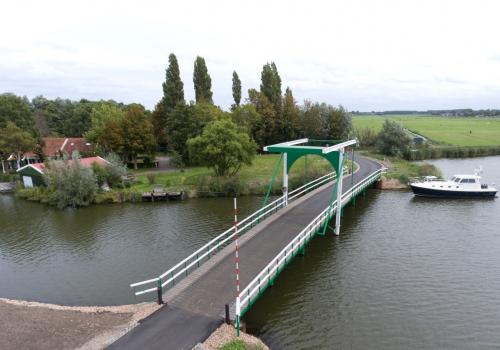 Bartelsluisbrug Wormer