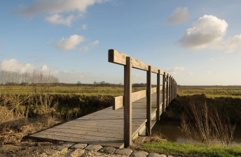 voetgangersbruggen Goirle