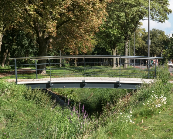 Bruggen Spoorzone Weert