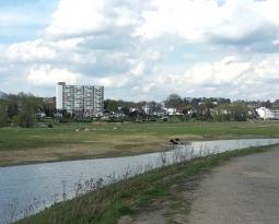 Hangbrug Meinerswijk Arnhem