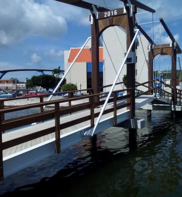 ophaalbrug Waaigat Curacao
