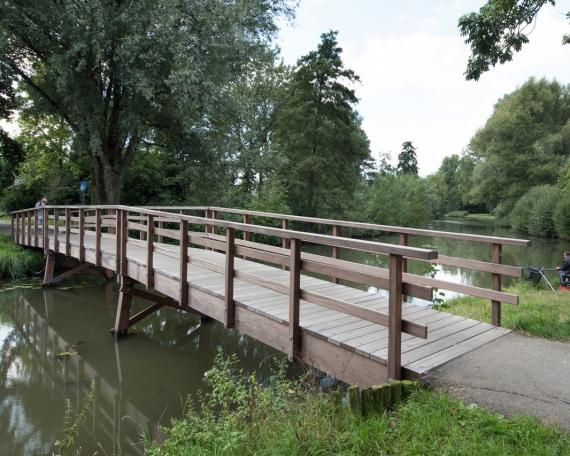 brug Hannesstraatje Arnhem