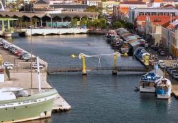 renovatie Smithbrug Curacao