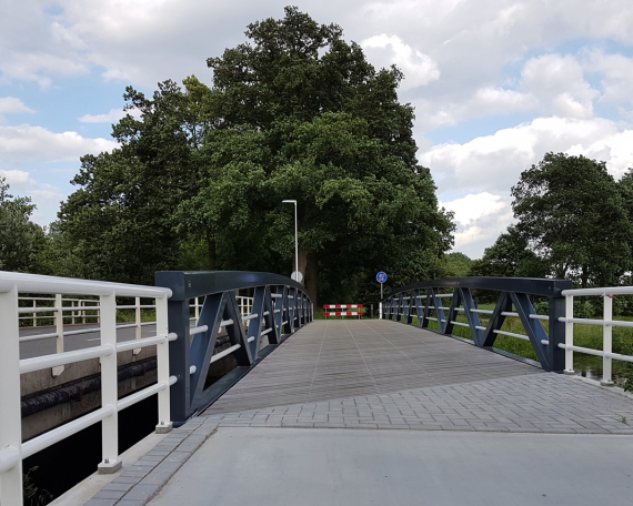 Vakwerkbrug Zwolle