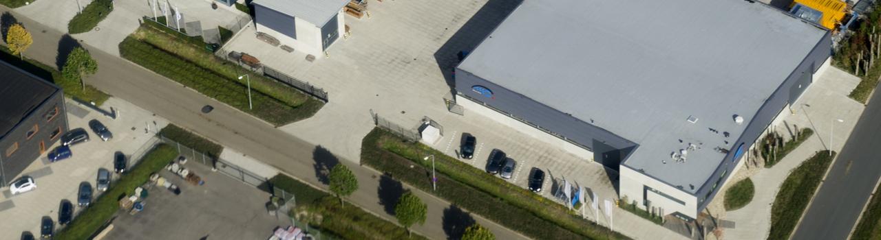 Luchtfoto Meerdink Bruggen Winterswijk