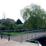 brug Orleanderpark Maassluis