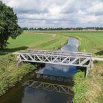 renovatie spoorbrug Neede