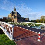 brug Delftzichtweg Alphen