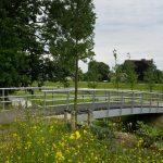 brugconstructie park Frankhuis Zwolle